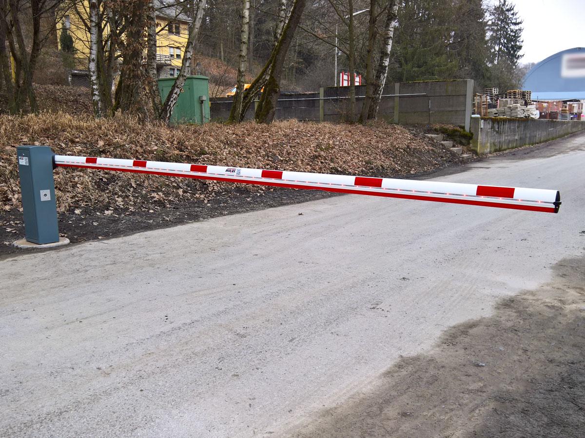 ACOTEC GmbH - Schranken und Parksysteme
