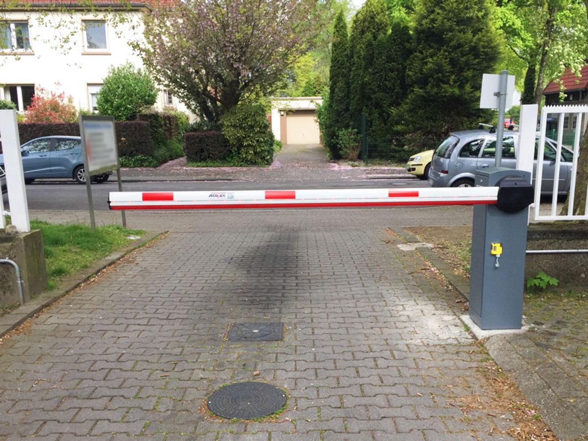 Acotec Gmbh Schranken Und Parksysteme
