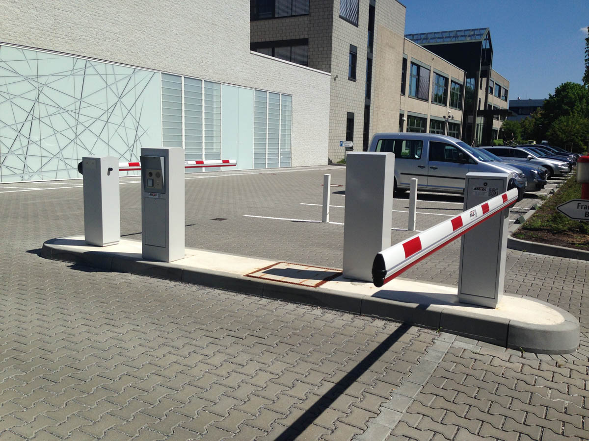 Acotec Gmbh Schranken Schrankenanlage Elektrische Schranke Schrankensysteme Parkhauschranken Parkplatzschranken Vom Hersteller
